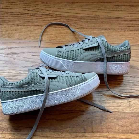 Puma Shoes | Vikky Platform Ep Q2 Size